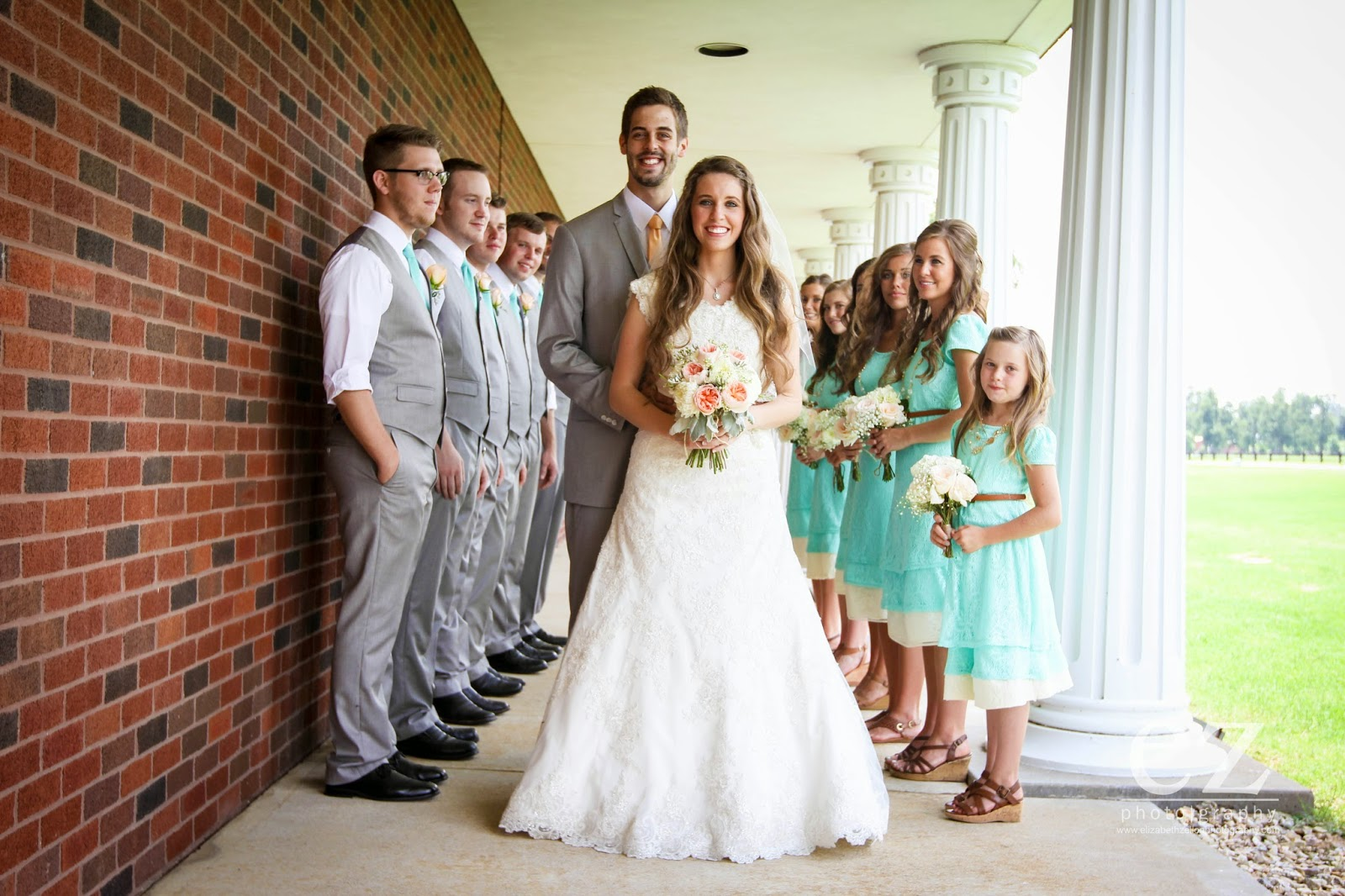 Duggar jill wedding pictures
