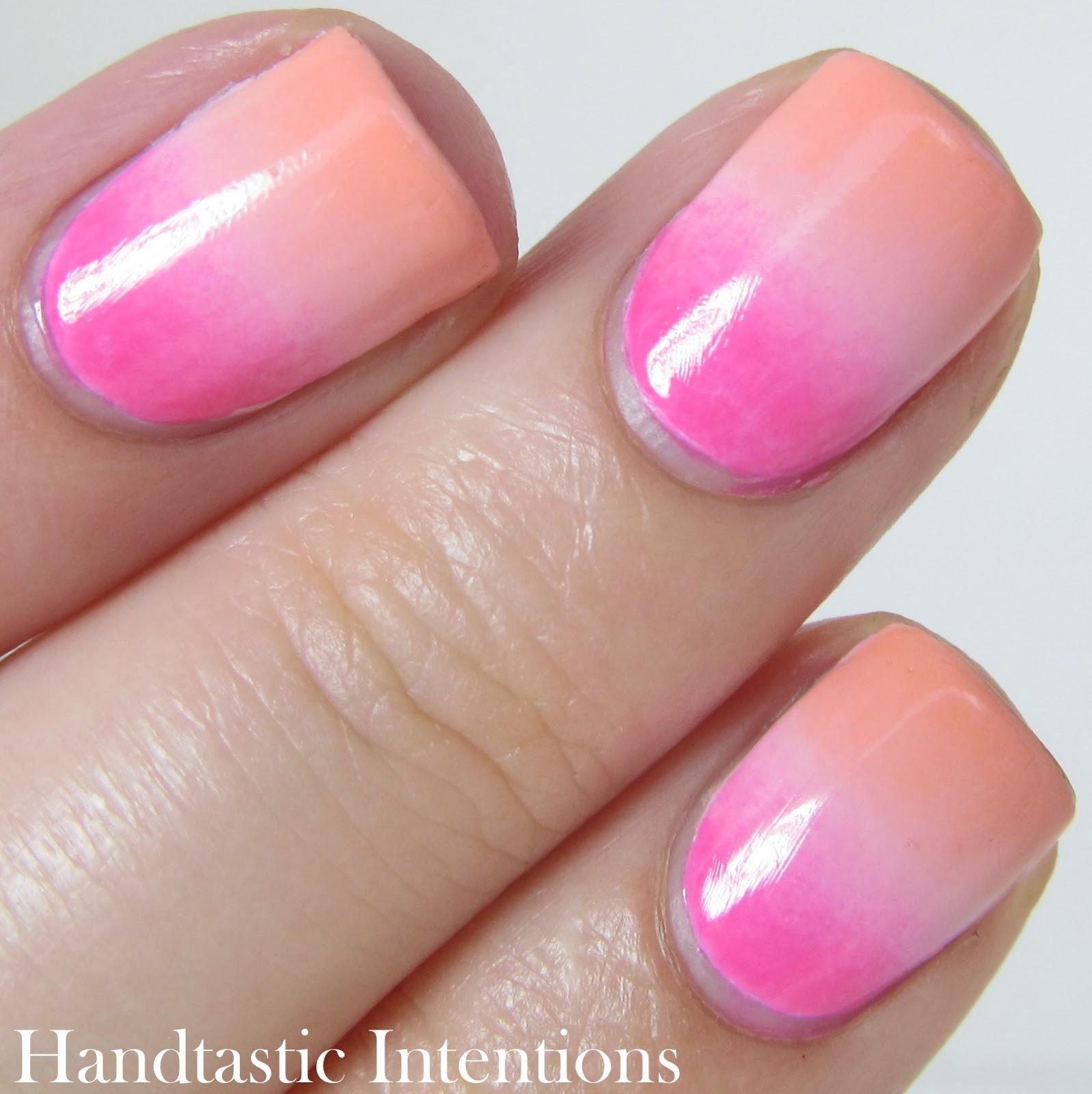 Nail-Art-Spring-Gradient