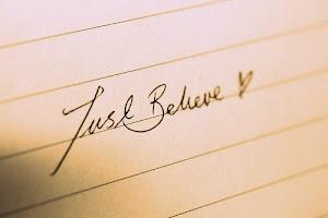 Si tú no crees en ti, nadie lo hará por ti.