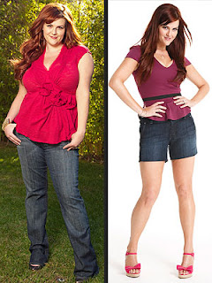 Sara rue Weight Loss