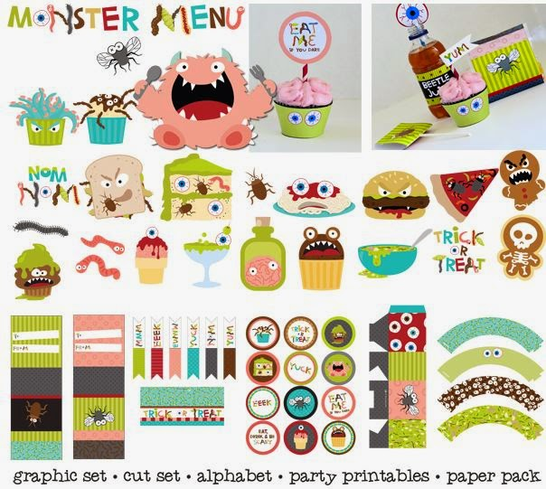 Earn Monster Menu - FREE