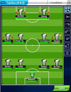 Tips Dan Trik Menggunakan Formasi 4-4-2 Classic Atau Flat Di Top Eleven Be A Football Manager
