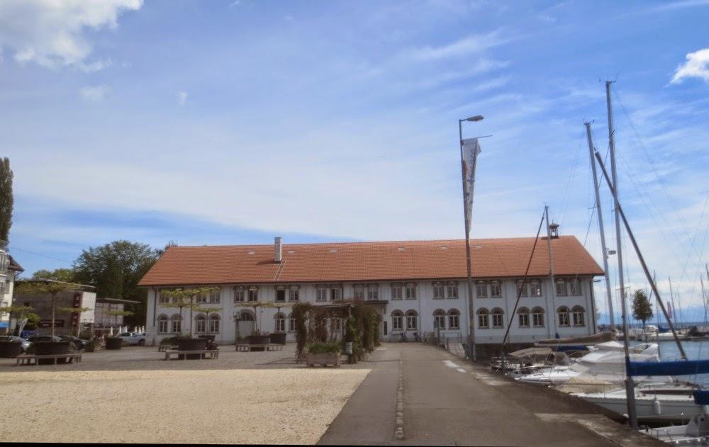 Romanshorn: Museum am Hafen