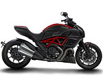 Gambar Motor. Picture of 2013 Ducati Diavel Carbon 3