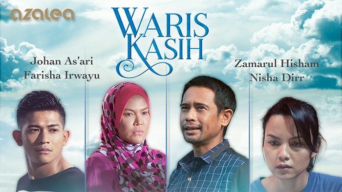 Tonton Waris Kasih Full Episod