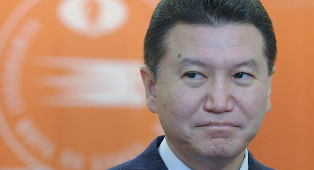 Kirsán Iliumzhínov