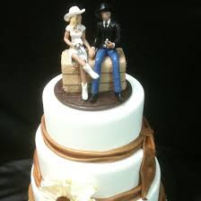 Best Western Wedding Cake Toppers Pictures