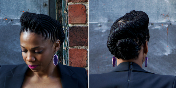 Design Essentials And My Natural Hair Protective Styles Economy Of