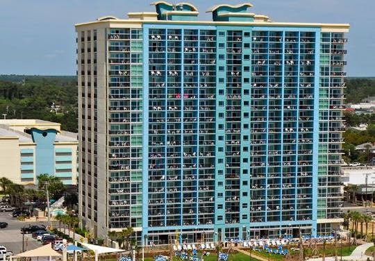 Luxury Hotels Resorts Vacations In Myrtle Beach Sc