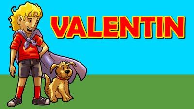 COMIC ONLINE: VALENTIN