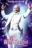 Alan Arkin The Incredible Burt Wonderstone Poster