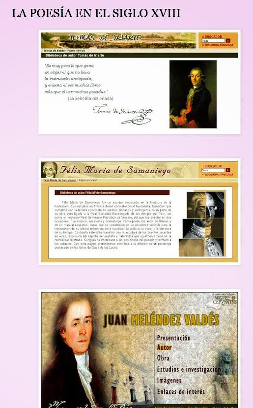 http://esolenguayliteratura.blogspot.com.es/2013/04/la-poesia-en-el-siglo-xviii.html