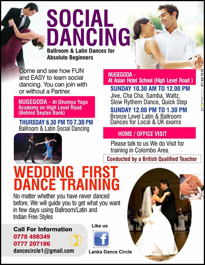 Learn Social Dancing to Enjoy the Next Party.