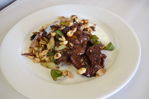 how to make kung pao beef