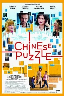 Chinese Puzzle (2013) - Movie Review