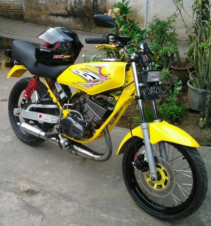 kolesirx king  Modif Yamaha RX KING Banyuwangi Sikuning 92 dan