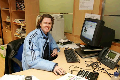 Real Madrid History and Current Players - Page 2 Steve+McManaman+Commentator