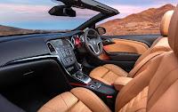Vauxhall Cascada (2013) Interior