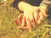 ¿Ves el hueco que hay entre mis dedos?