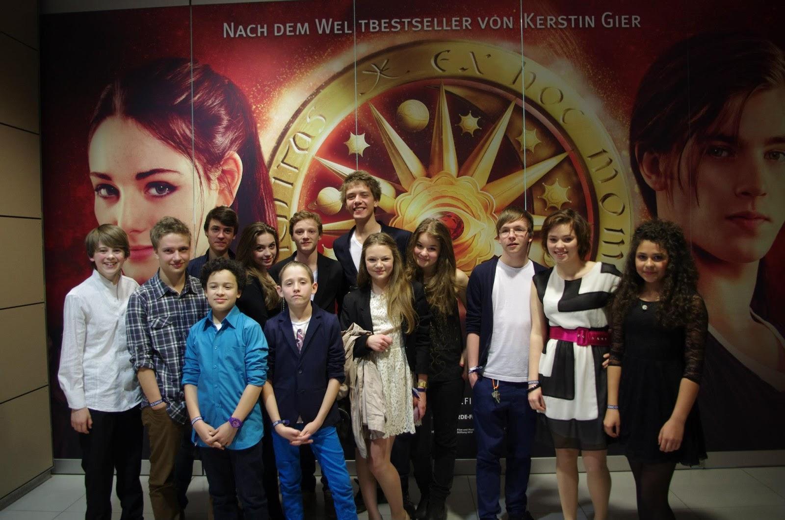 Schloss Einstein Blog Schloss Einstein Auf Der Filmpremiere Von