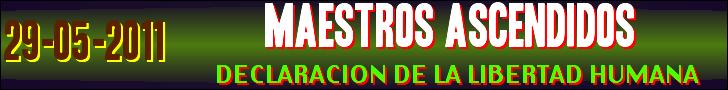 DECLARACIÓN DE LIBERTAD
