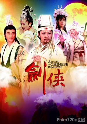 A Legend Of Chinese Immortal 2014 poster