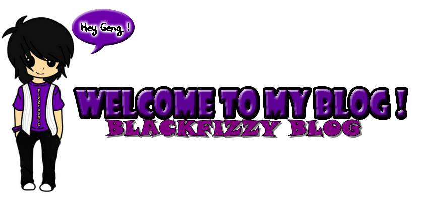 BLACKFIZZY BLOG