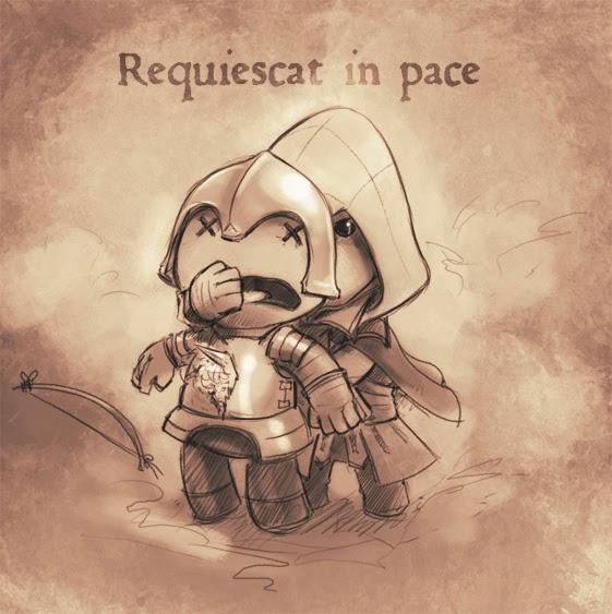 assassins creed Requiescat in pace