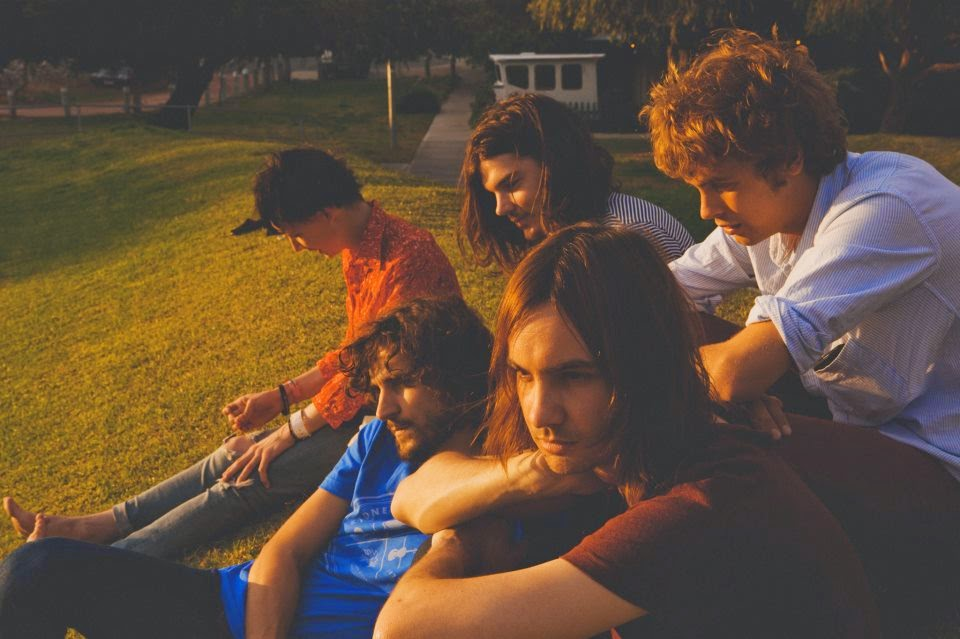 "Tame Impala new song, ""Let it Happen'"
