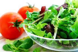 Makan Sayur Sayuran Mentah mengatasi masalah kegemukan