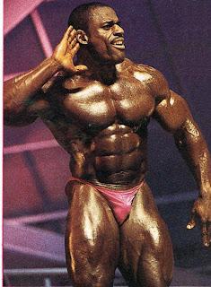 Stoke-on-Trent bodybuilding photo
