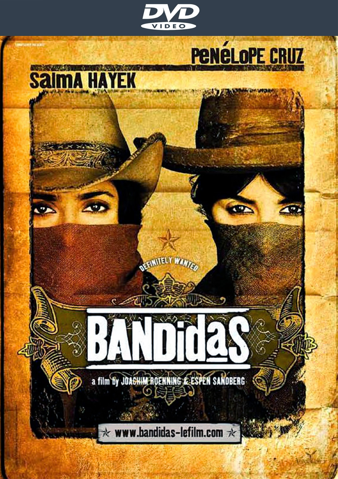 Bandidas [2006] [Latino] [DVD Full]