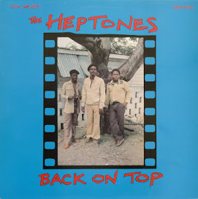 THE HEPTONES LP VISTA SOUNDS