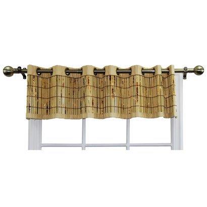 Bamboo Grommet Valance2