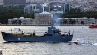 Η Τουρκία απήγαγε τέσσερα ρωσικά πλοία στην Μαύρη Θάλασσα – Τα έχει «κλειδώσει» στην Σαμψούντα