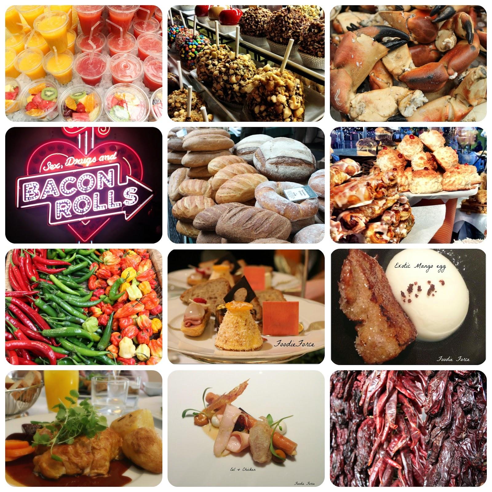 London Food Bloggers