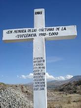 En La Hoyada, Cuartel Los Cabitos, Ayacucho