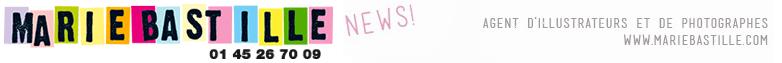 Marie Bastille News !!