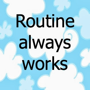 Routine always works