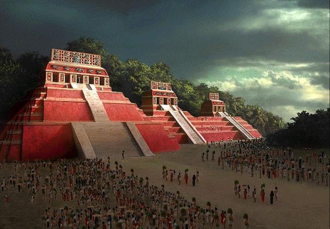Enigmas y ciencias de un planeta azul 10 cosas sobre los for Civilizacion maya arquitectura