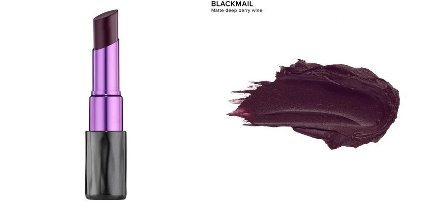 Matte Revolution Lipstick Urban Decay - BLACKMAIL