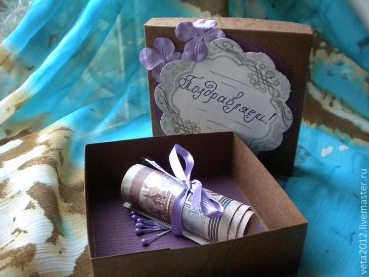 Упаковка подарка в шар  shkolaprazdnikaru