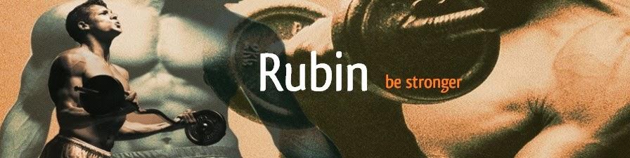 Rubin Yefim - מקור הכושר הרשמי שלך!