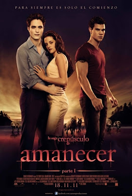 Crepusculo 4: Amanecer – Parte 1 (2011)