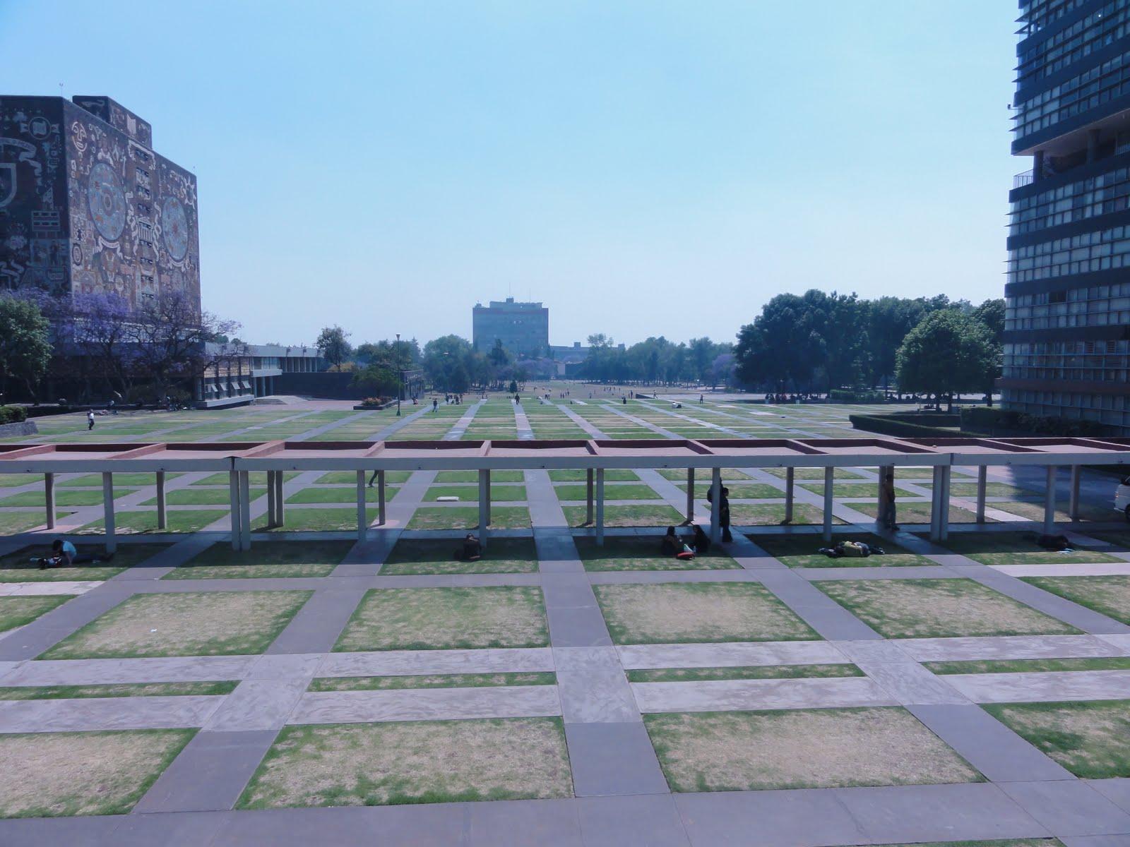 Teor a de la arquitectura un recorrido visual vision del for Dimensiones de espacios arquitectonicos