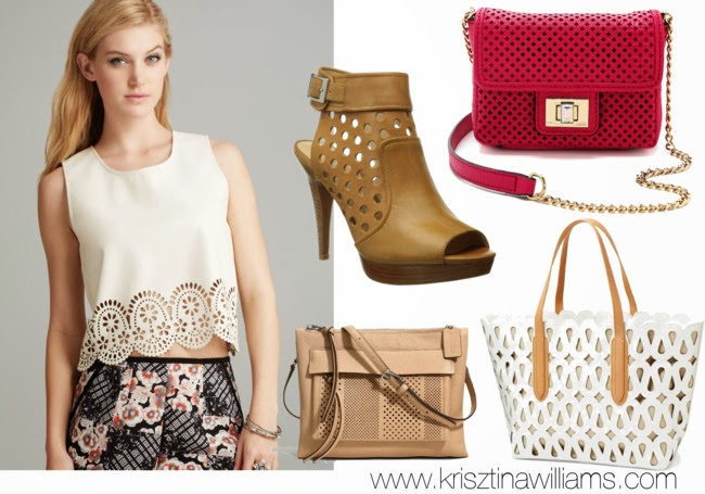 Spring 2014 Fashion Trends for Summer