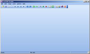 програма дозволяє посторінково витягувати текст або зображення з PDF