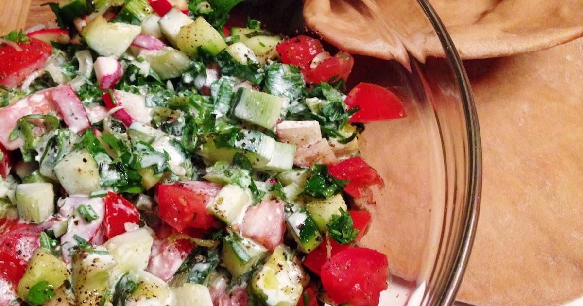 Kulinarnie zwariowani: Na'amas Fattoush