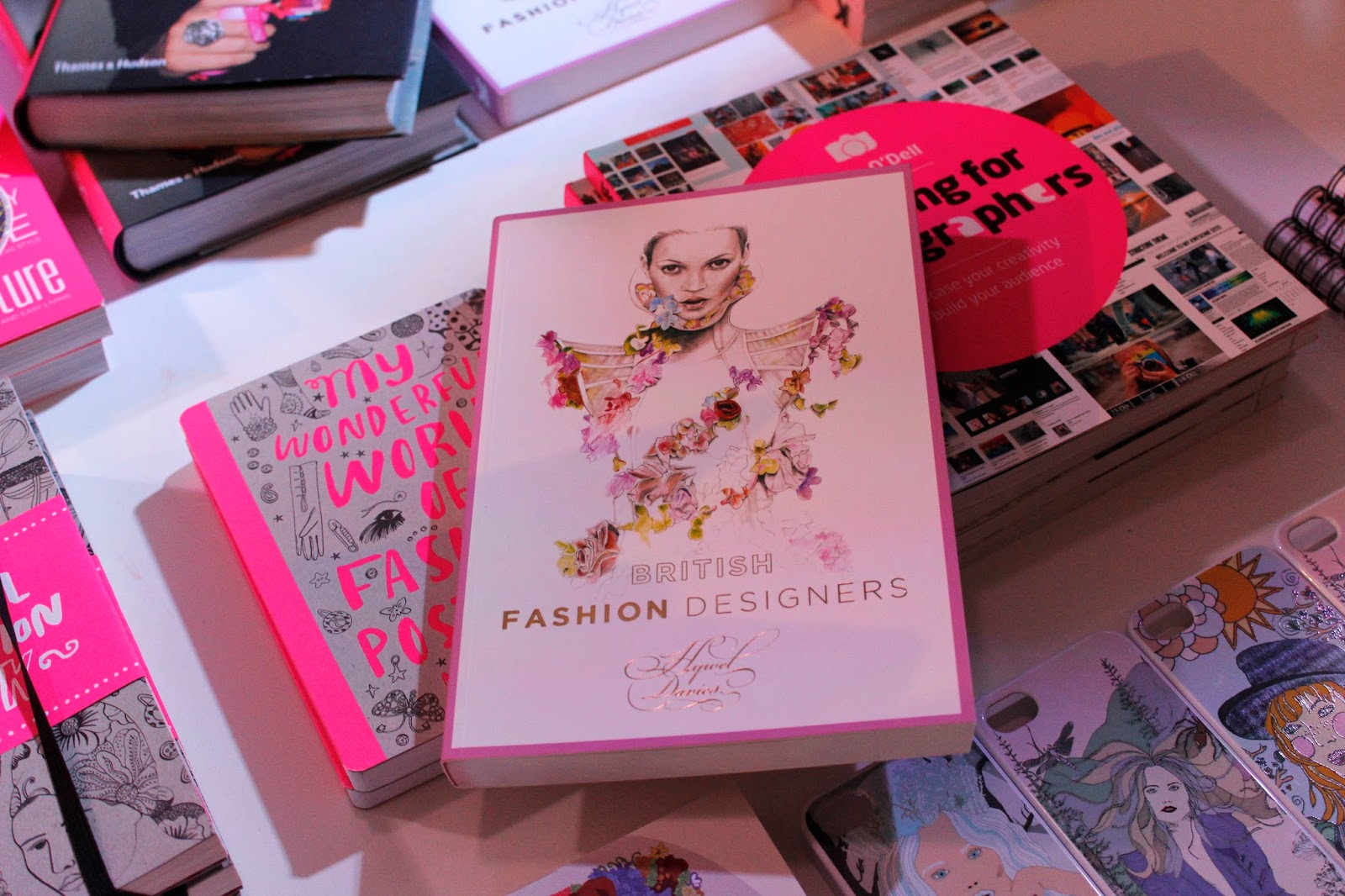 British Fashion Designers book