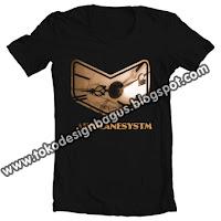 Membuat sendiri Desain T-Shirt dan Kaos dengan photoshop